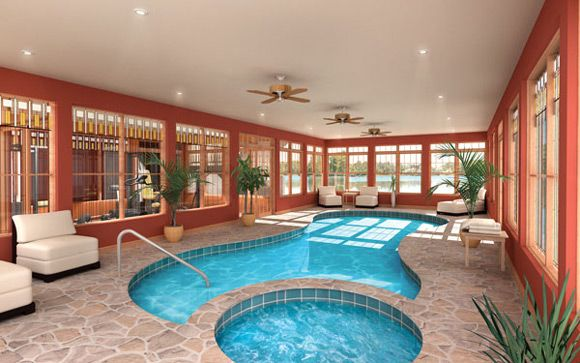 Indoor Swimming Pool Design Ideas For Your Home Home Design