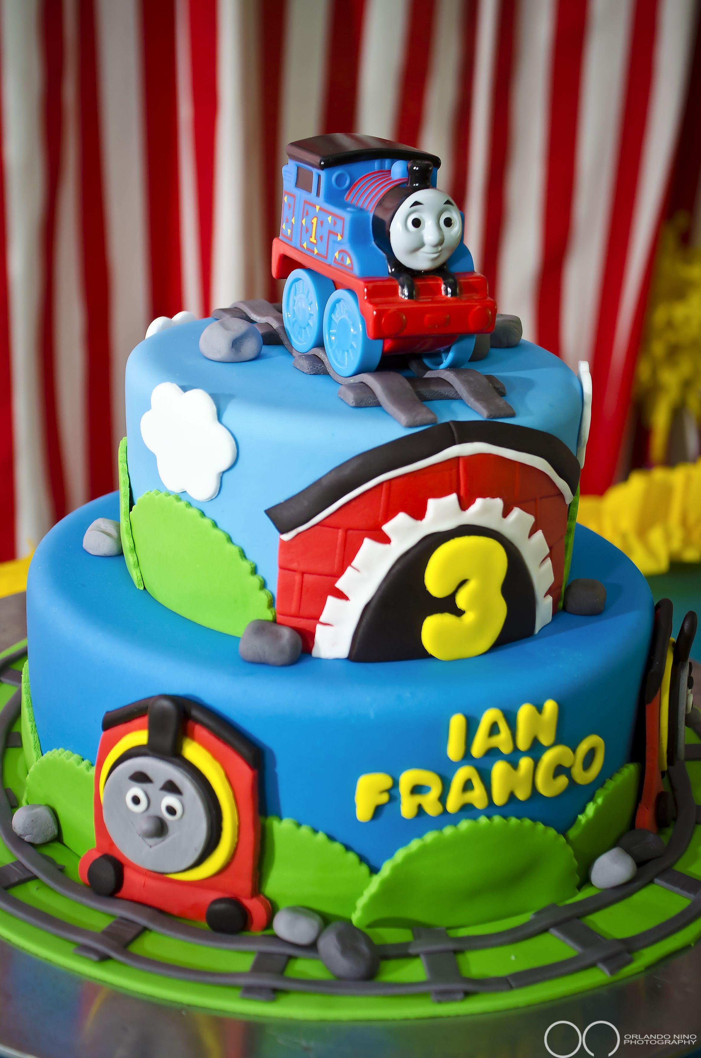 Thomas And Friends Birthday Cake Ice Cream Amp Cake Amp Cake