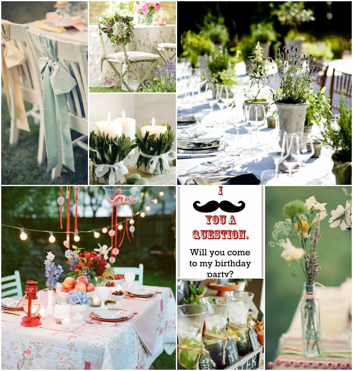 Village Garden Theme Fantastic 18th Birthday Party Ideas Party