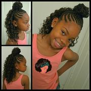 girls crochet braids style freetress