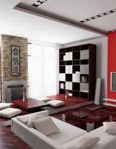 Attractive living room design with interesting interior and decorations in bright shades description from also rh pinterest
