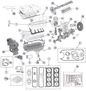 Interactive Diagram  Jeep CJ7 Lower AMC V8 50L 304 and