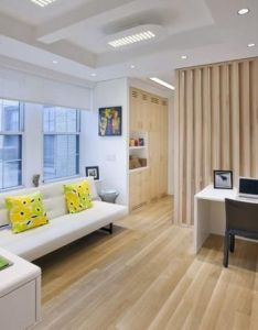 Room iders and multifunctional interior design for small rooms also space saving ideas creating bright functional zones rh pinterest