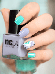 of cutest spring nail design