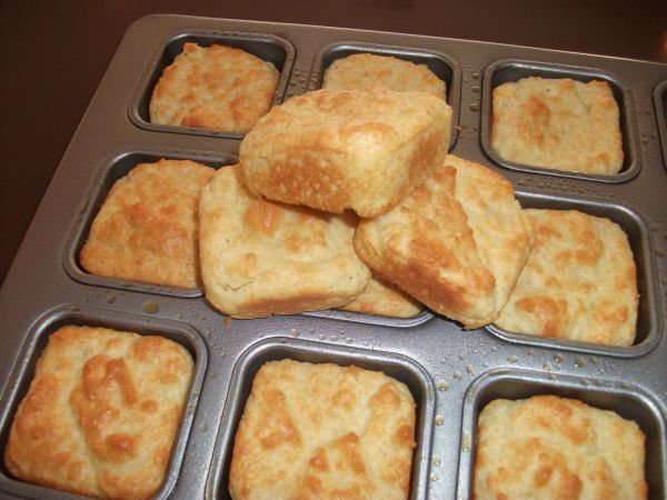 Carb Biscuits Rave