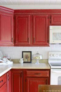 inexpensive kitchen fix-up ideas: countertop, backsplash ...