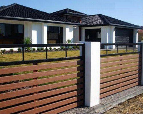 House Fencing Ideas For Your Front Yard Home And Yard Re Do