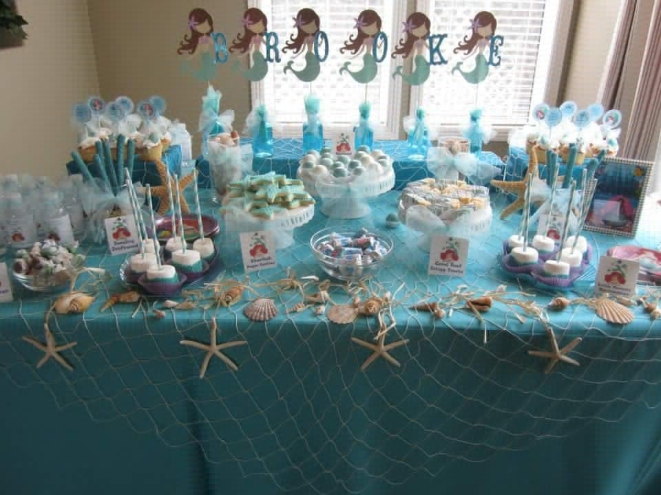 Best 25 Mermaid Decorations Ideas On Pinterest Under