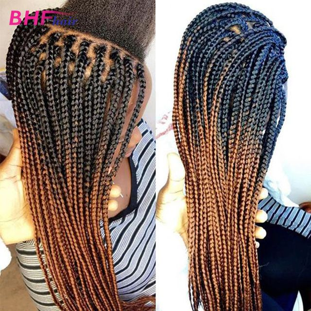 Wholesale Xpressions Braiding Hair Extensions Two Tone