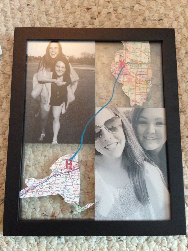 For a friend whos moving away gift ideas pinterest