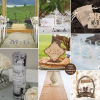 rustic wedding favors   Things Festive Wedding Blog ...