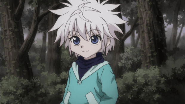 Image result for hunter x hunter killua cute