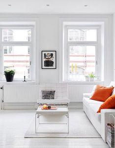 My scandinavian home swedish tour white with splashes of colour love the clean also feel inspired kastellgatan living room pinterest rooms rh za
