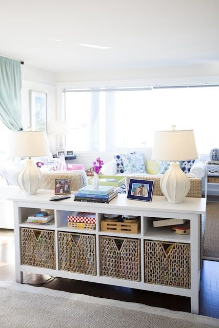 Living Room Storage on Pinterest  Bohemian Living Rooms