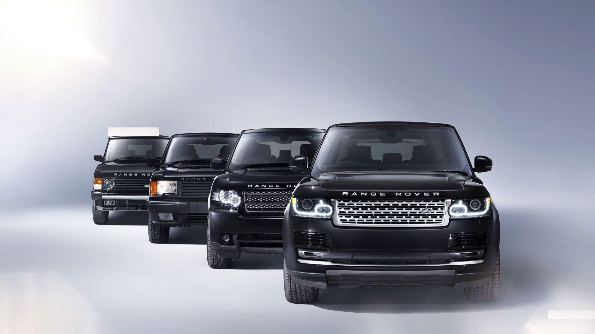 Black Range Rover All Models Auto Pinterest