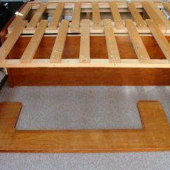 Rv Sofa Bed Huffman Koos Sleeper Pull Out Leg Fixing Diy Pinterest