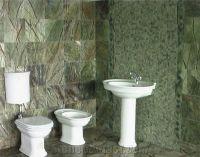 rainforest marble bathroom | Rainforest Green Marble ...