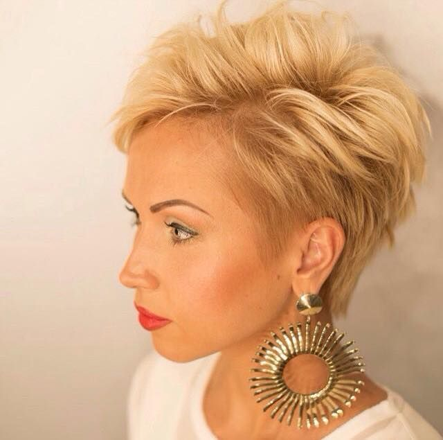 Hübsche Frisuren Für Feines Haar! Coole Kurzhaarfrisuren Für