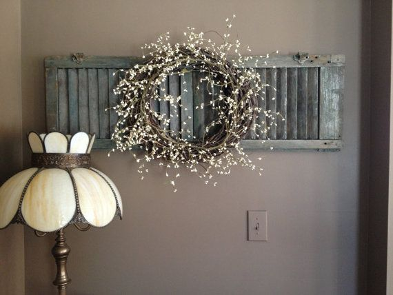 27 Rustic Wall Decor Ideas To Turn Shabby Into Fabulous Just