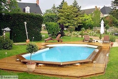 poolanlagen im garten garten und bauen best garten ideen | sichtschutz, Garten und erstellen