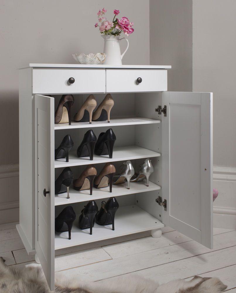 Small Shoe Storage Cabinet  Furniture Design Trends
