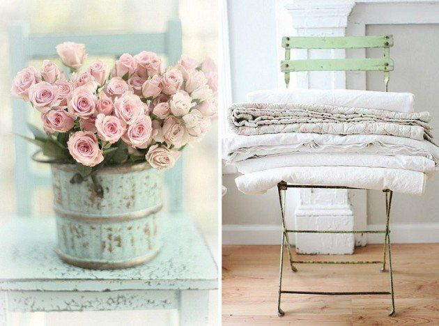 36 Fascinating DIY Shabby Chic Home Decor Ideas Shabby Chic