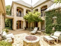 House, Spanish Style Courtyard Home Plans: Transforming ...