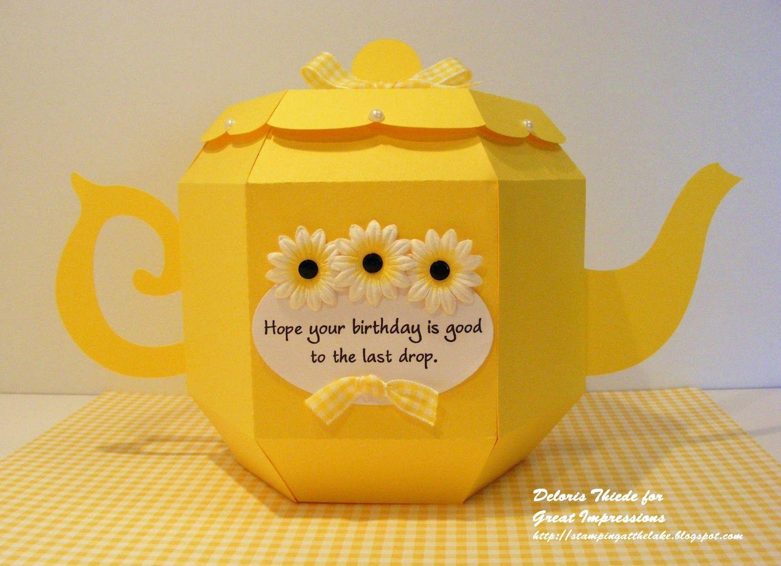 Teapot T Box