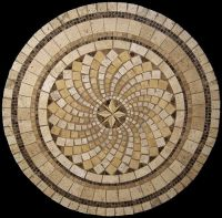 North Star Mosaic Stone Tile Table Top | Tables ...