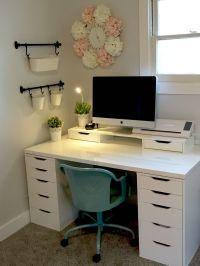 The 25+ best Ikea alex desk ideas on Pinterest | Desks ...