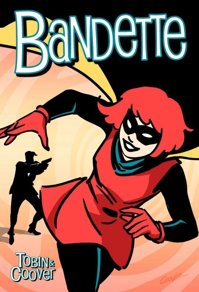 Image result for Bandette #1