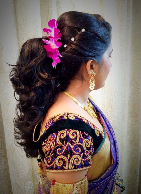 30 Wedding Reception Hairstyles Hairstyles Ideas Walk The Falls