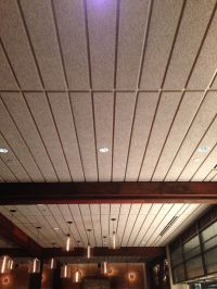ACOUSTICAL PANELS by TECTUM | Formas Inc. | Interiors ...