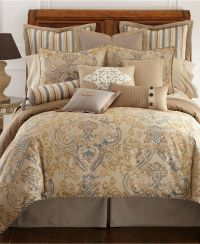 Waterford Harrison King Comforter - Bedding Collections ...