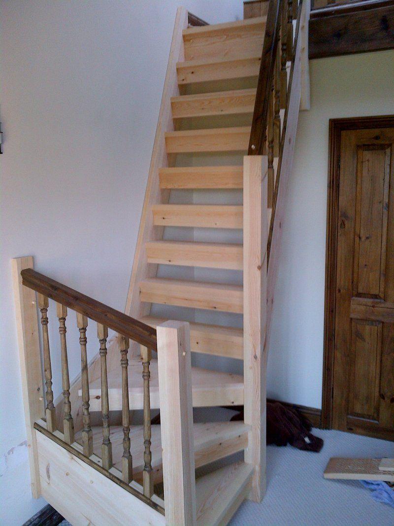 space saving loft stairs