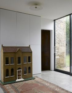 Shadow house by jonathan tuckey design also cosy room and rh za pinterest