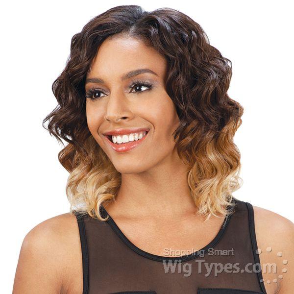 Milky Way Que Human Hair Blend Weave Short Cut Series ATTRAK