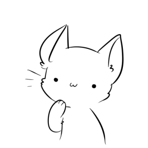 very drawing simple drawings 3c easy kawaii things quite nonetheless which manages sketch cgl kitty does adorable syri quest means