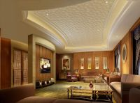 Luxury Pattern Gypsum Board Ceiling Design for Modern ...