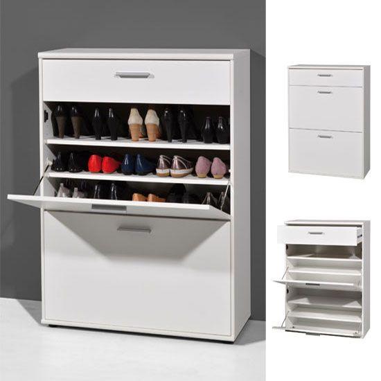 slim shoe rack cabinet