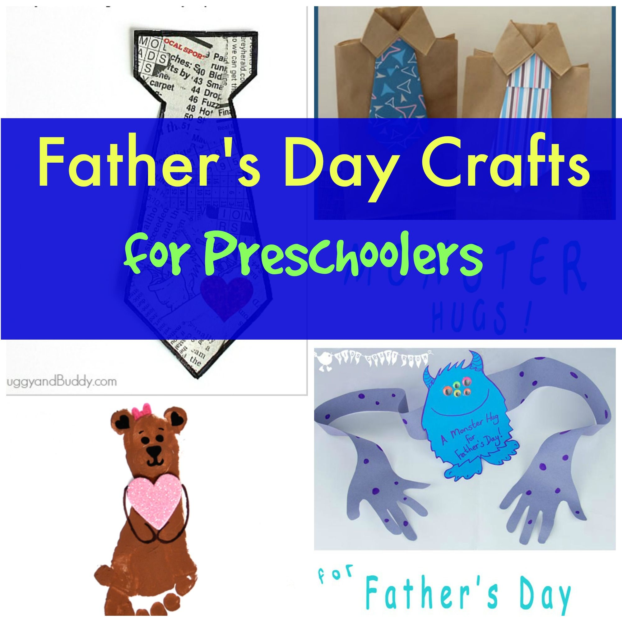 Fathers Day Crafts For Kids Easy Fun And Perfect For Dad