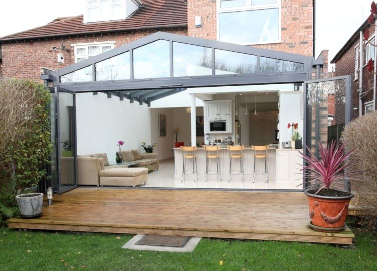 Kitchen Extensions Apropos Conservatories Bahay Pinterest