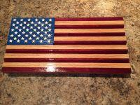 American flag challenge coin holder   DIY   Pinterest ...