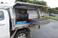 Ford Ranger Aluminium Canopy - Norweld Australia | dual ...