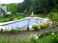 Interesting Idea For Inground Pool Landscaping | The Best ...