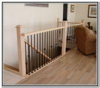 White Wrought Iron Stair Railing - Railings : Home ...