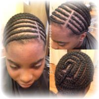 Braid pattern for full sew in and lace/silk closure ...