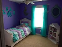Purple and teal mermaid room | Leah | Pinterest | Mermaid ...