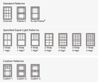 Andersen Windows Double Hung Grille Patterns | For the ...