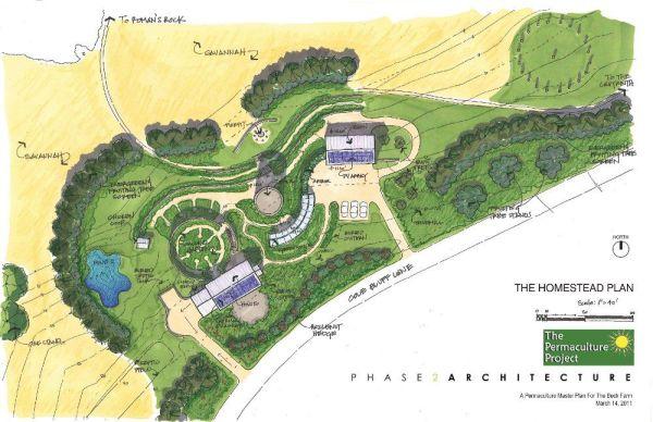 25+ 5 Acre Permaculture Landscape Design Pictures and Ideas on Pro  Acre Homestead Design on 5 acre horse farm design, farm layout design, 2 acre farm design,